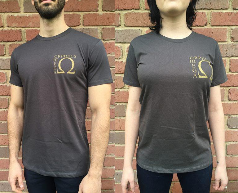 Orpheus Omega - Logo Tee
